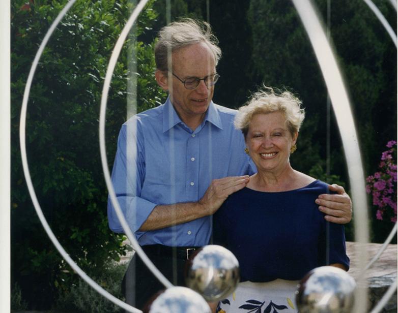 Grazia & Gianni -Fausto-Melotti