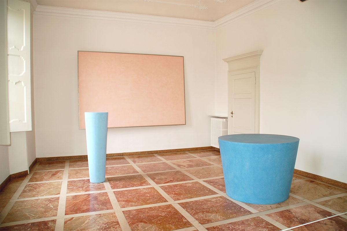 Giuseppe panza di biumo italian collectors for Minimal art artisti