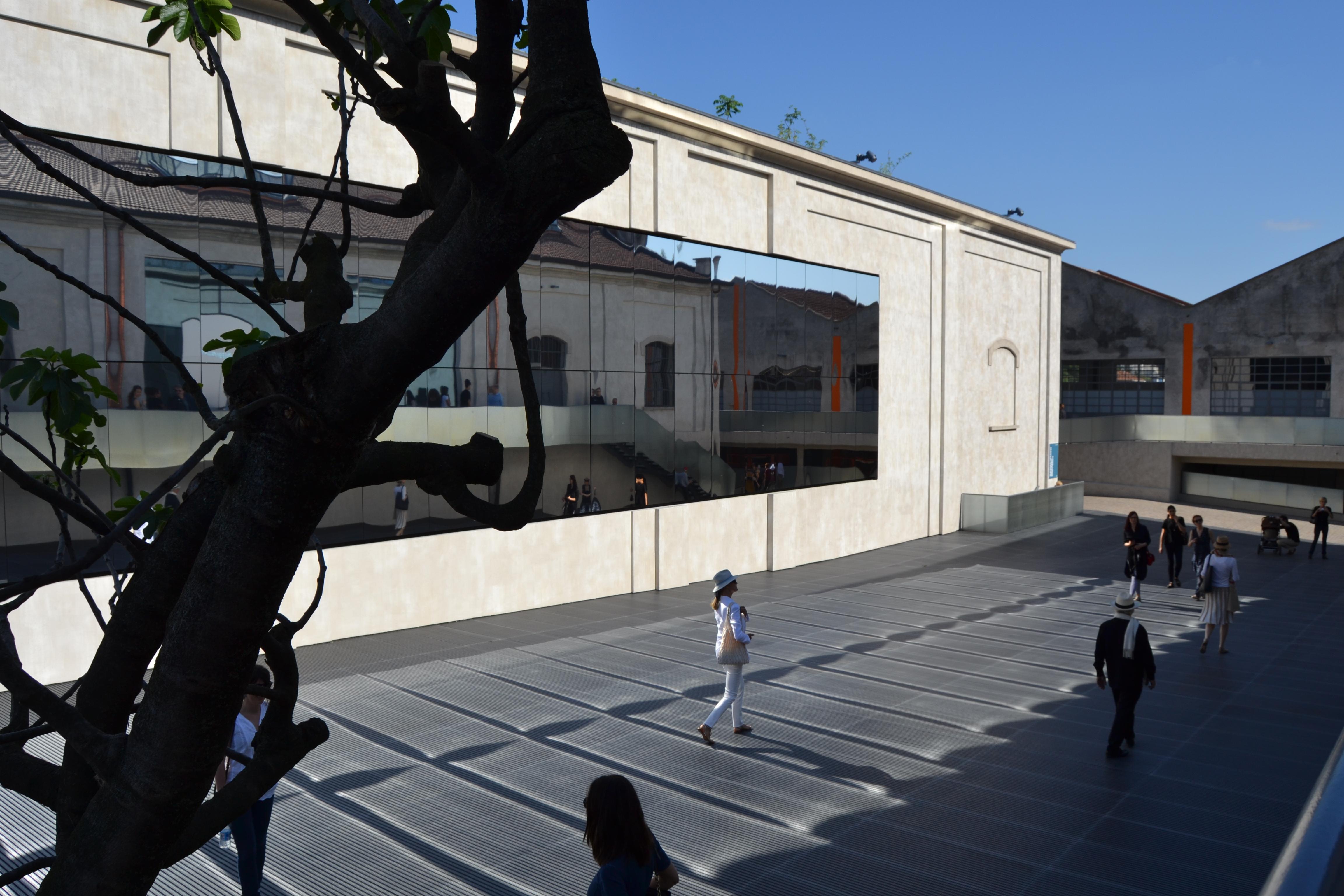 Fondazione Prada- Cisterna.