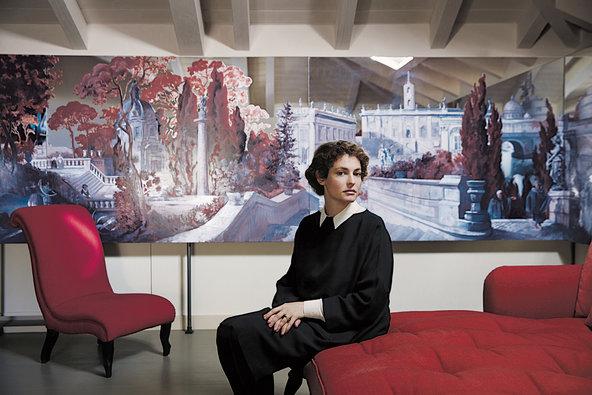 Ginevra Elkann- www.tmagazine.blogs.nytimes.com