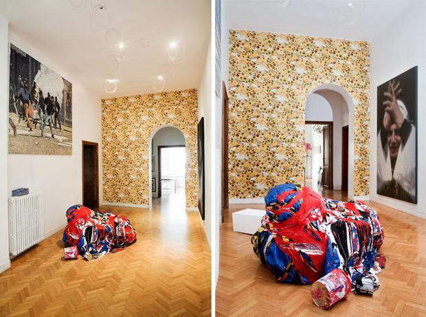 Ines musumeci greco italian collectors for Casa corriere